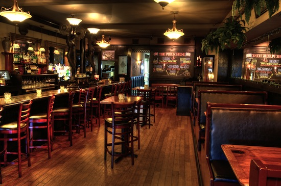 English Pub Interior Design - Interior Ideas